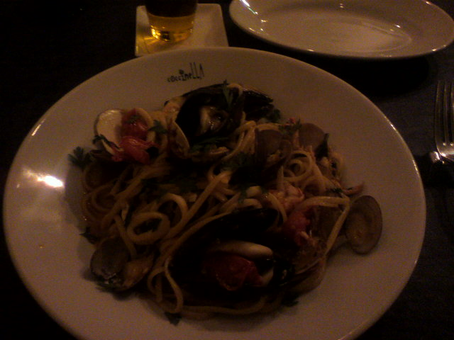 イタリアン!